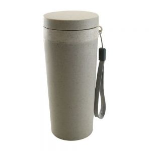 VASO BIODEGRADABLE. LIBRE DE BPA