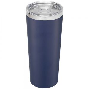 VASO DOBLE PARED CON COBRE TUMBLER 650 ML.